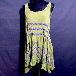 Free People Flowy Tunic/Dress
